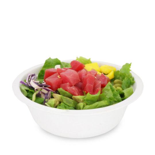 tazón compostable de 0.47 litros