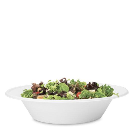 tazón compostable estilo pho de 0.70 litros