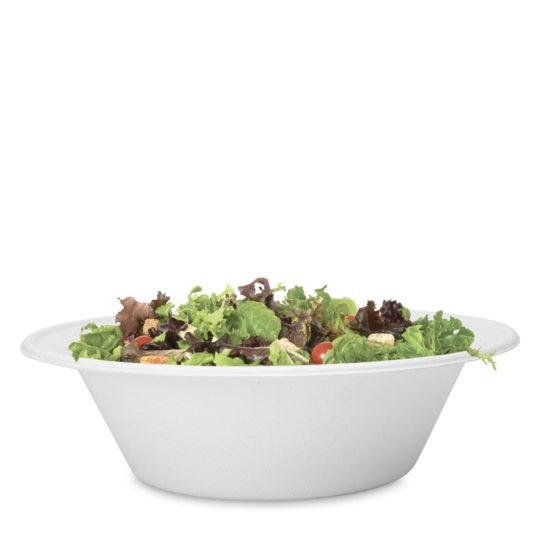 tazón compostable estilo pho de 0.94 litros