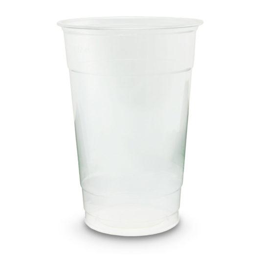 vaso ecológico biodegradable de 0.59 litros