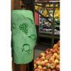 rollo con 800 bolsas biodegradable y compostable - plastibio